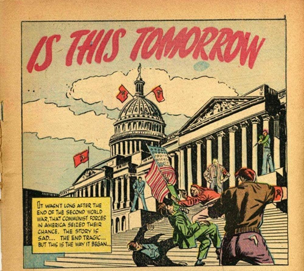 public education communism and anti americanism in america a satire