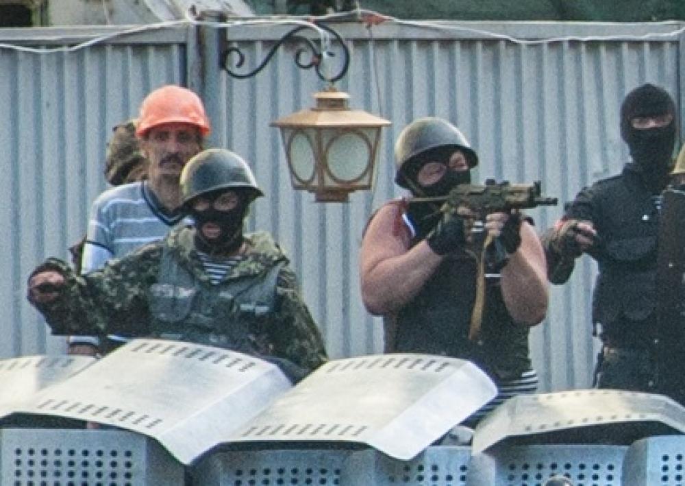 Один из стрелков по людям в Одессе 2 мая 2014 года выступает на российском ТВ - Цензор.НЕТ 2192