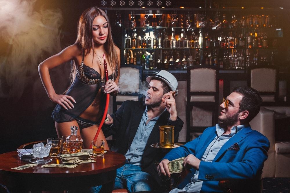 Стриптиз бары в киев