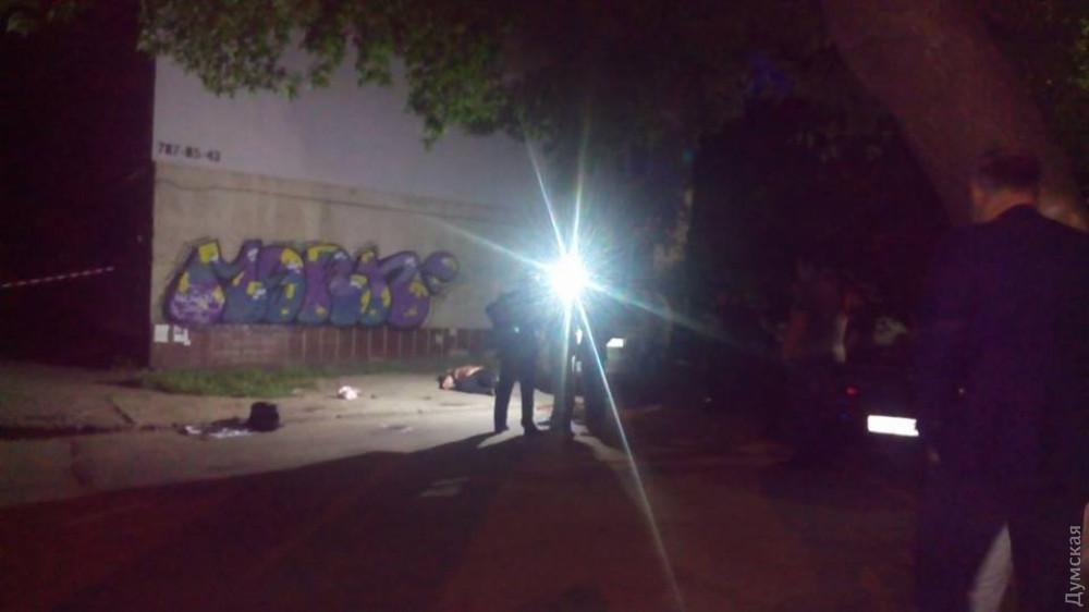 В Одесі напали на відомого активіста: подробиці інциденту (фото)