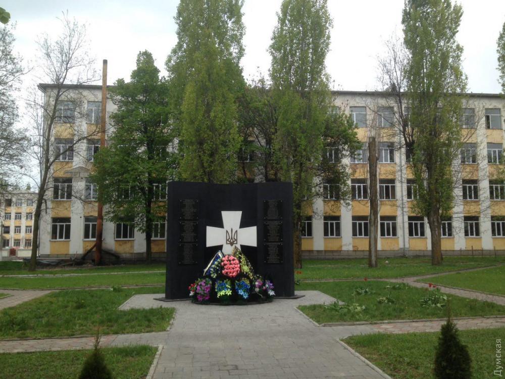 Мемориал погибшим воинам 28-й. На востоке Украины пало 158 военнослужащих части