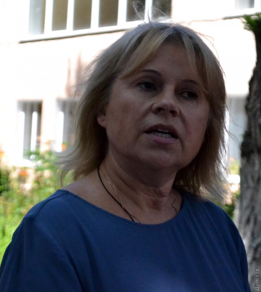 Исполняющая обязанности директора детского оздоровительного комплекса «Виктория» Ирина Стрельцова