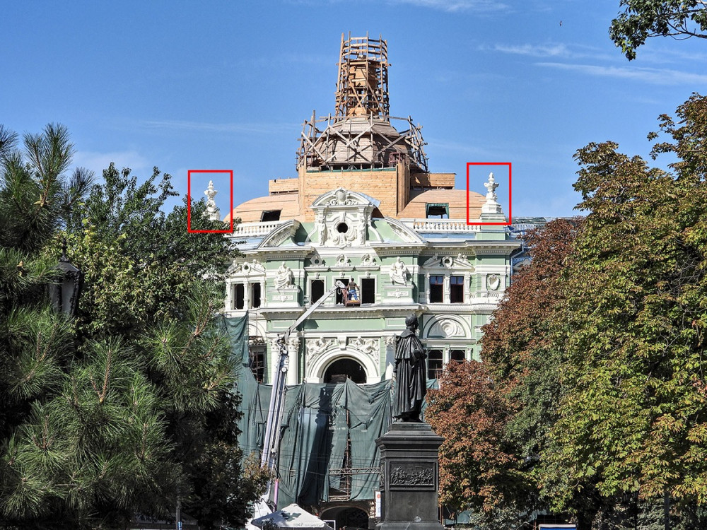 Что не так с реставрацией дома Руссова - 2