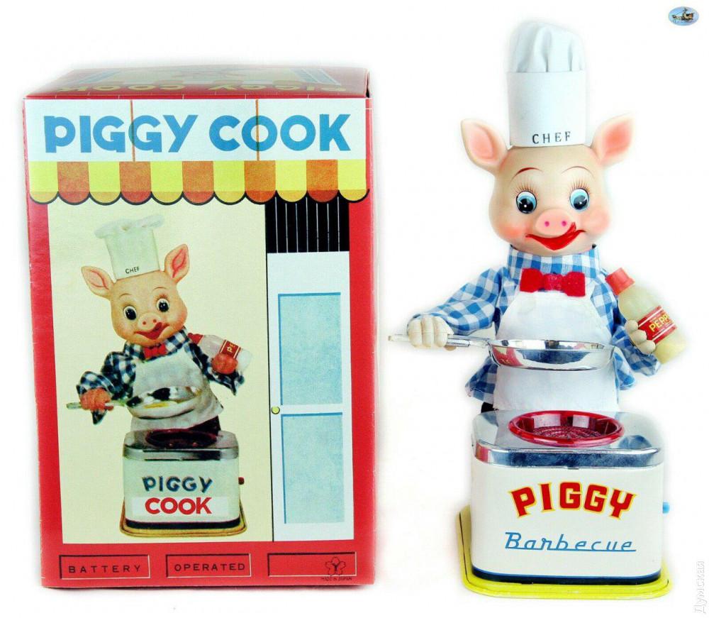 Оригинал - японский свиноповар