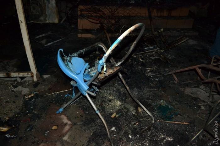 picturepicture_34917752139007_10921 Спасатели сообщили подробности масштабного пожара на поселке Котовского в Одессе