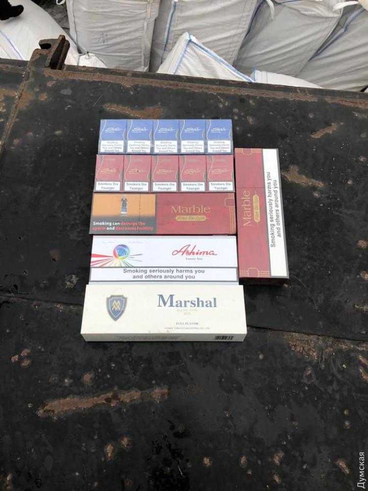 Контрабанда сигарет в украине купить сигареты в розницу заказать