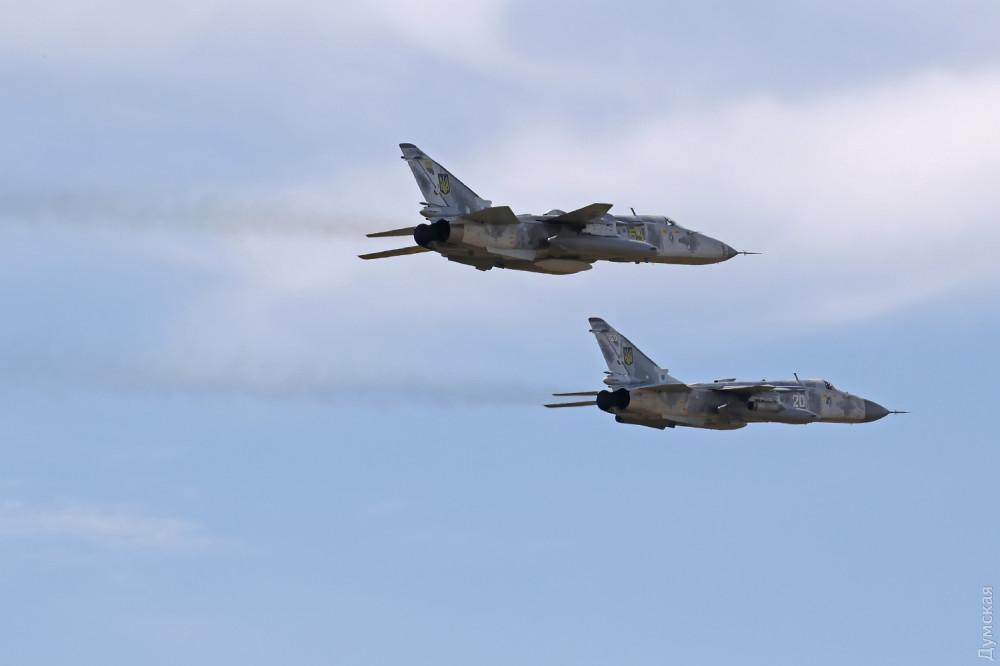 Грозные фехтовальщики Су-24М