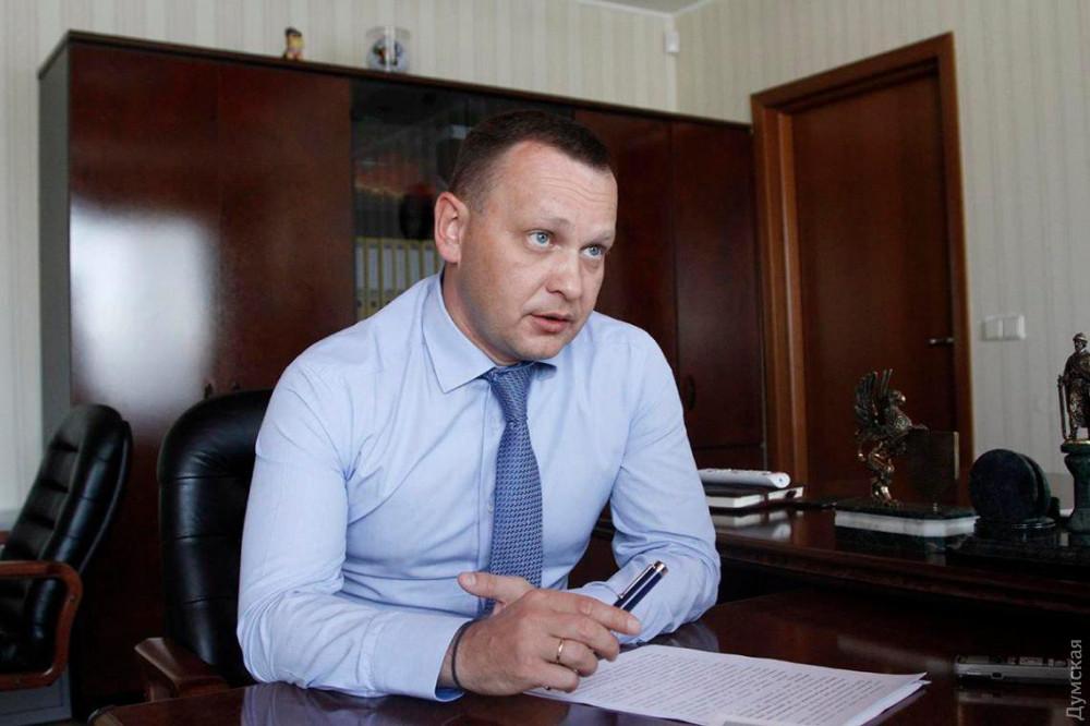 Начальник ДЗЭ НПУ Игорь Купранец