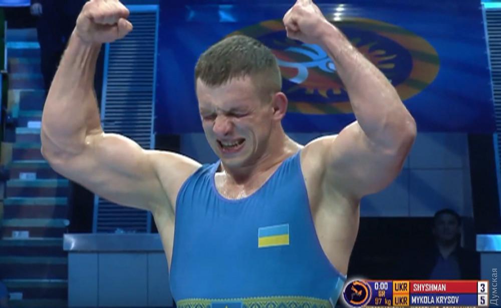 Николай Крысов
