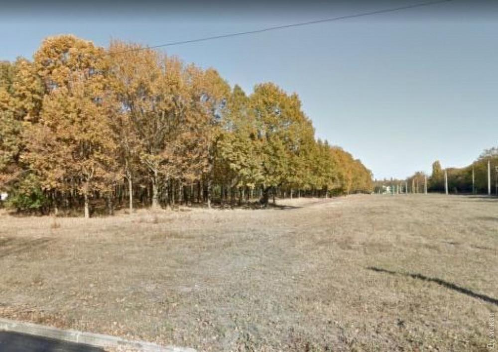 В Одессе незаконно пытаются продать часть парка 411-й батареи - 2