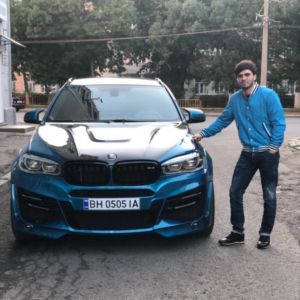 Шамиль Гаджиев и то самое BMW