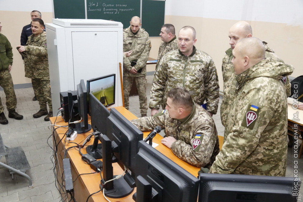 В Военной академии