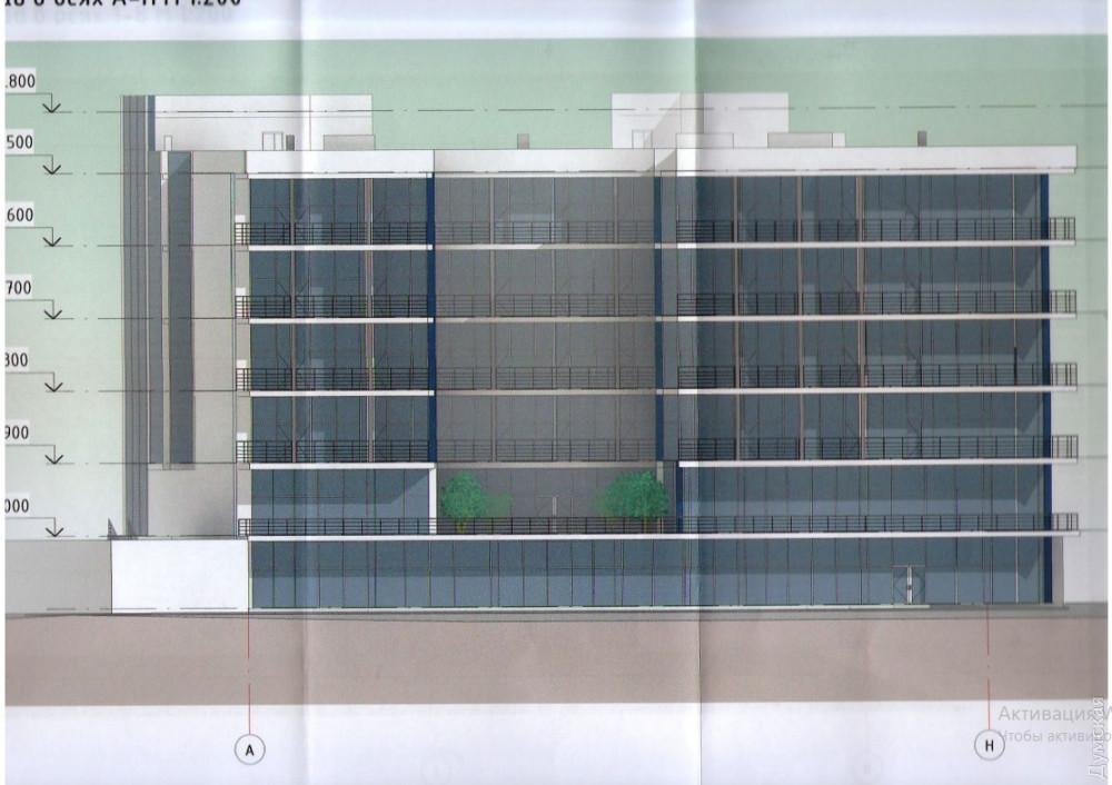 Управление архитектуры выдало фирме градостроительные условия и ограничения на строительство шестиэтажного отеля