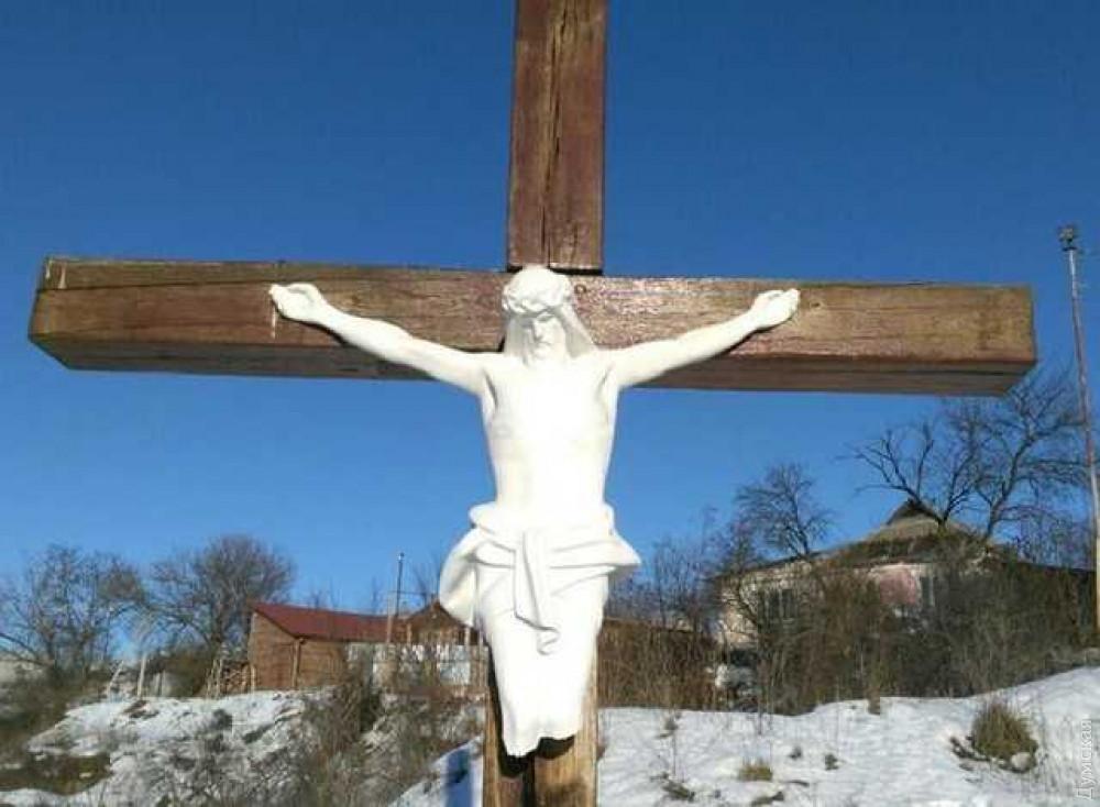Американцы отбили Иисусу гипсовые ноги