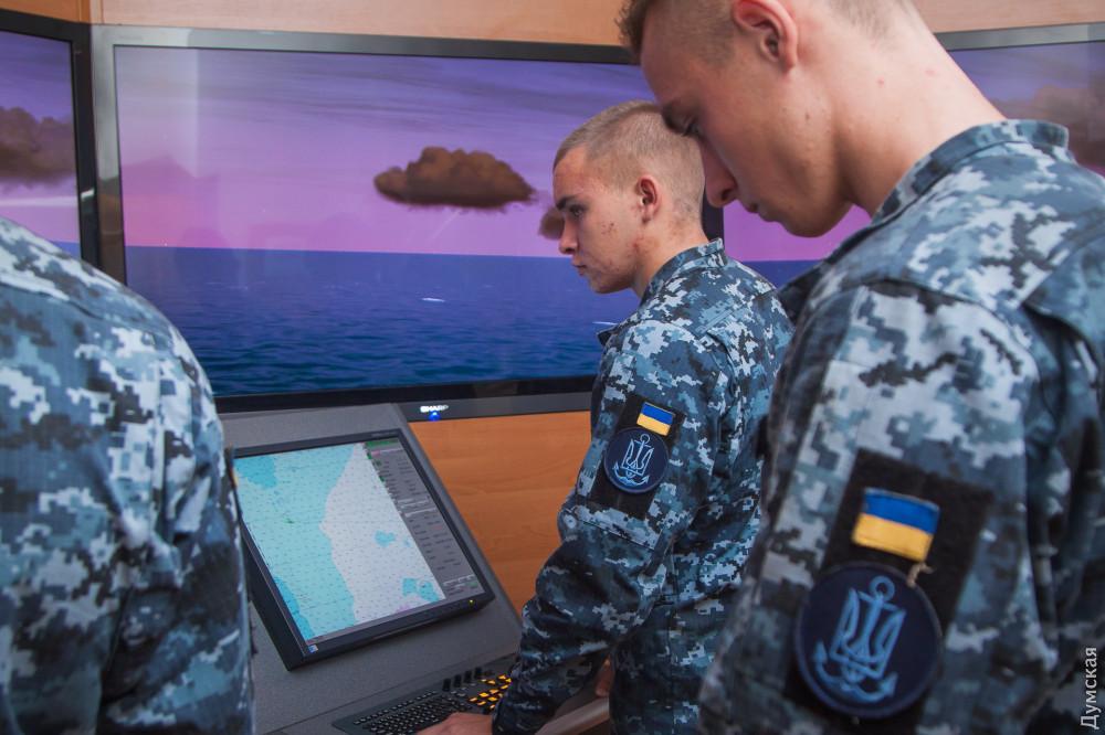 В институте ВМС