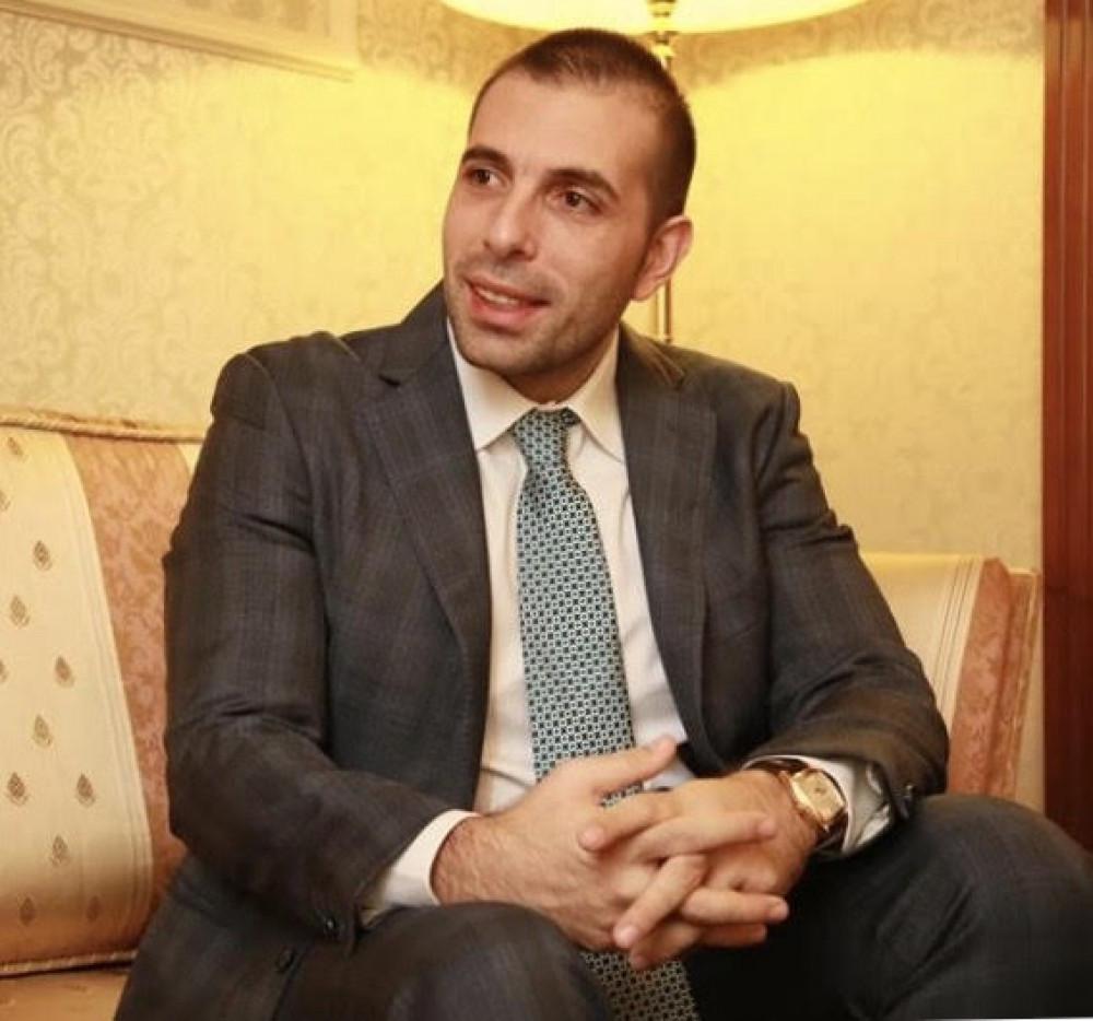 Василис Бумбурас, исполнительный директор строительной компании «Гефест»