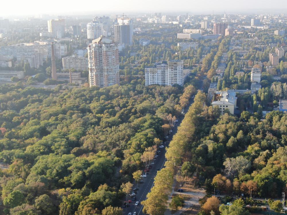 Проспект Шевченко