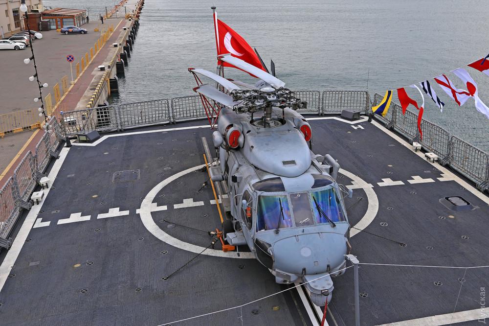 Вертолет Си Хок