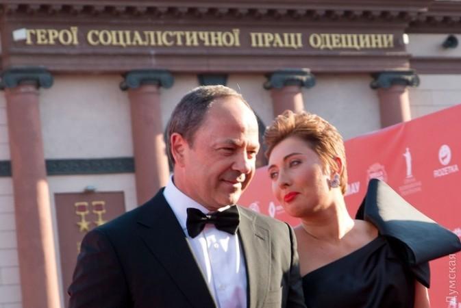Герои капиталистического труда - Тигипко и ее муж