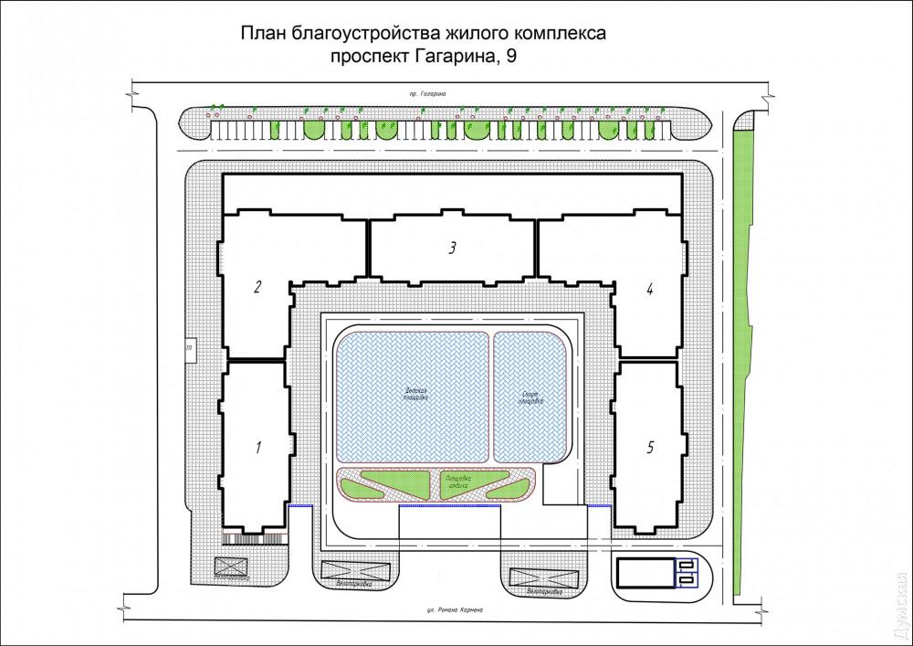 """Визуализации у """"Будовы"""" пока нет, архитектуру ЖК обсуждают. План таков"""