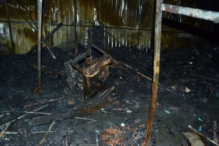 picturepicture_63205092139003_91880 Спасатели сообщили подробности масштабного пожара на поселке Котовского в Одессе
