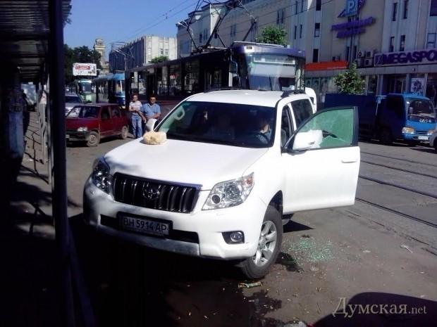 picturepicture_8573419294279_34293 Фотоподборка из Одессы: что бывает за хамскую парковку