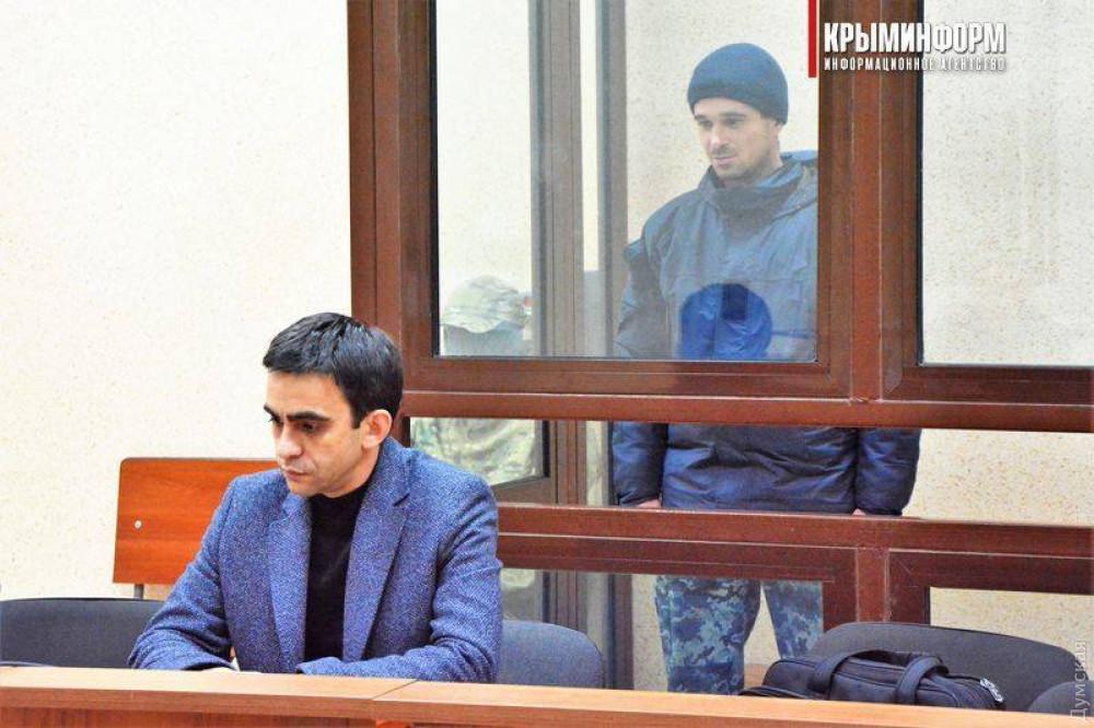 в суде по Азовскому конфликту