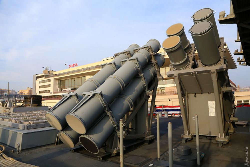 """Противокорабельные ракеты """"Гарпун"""""""