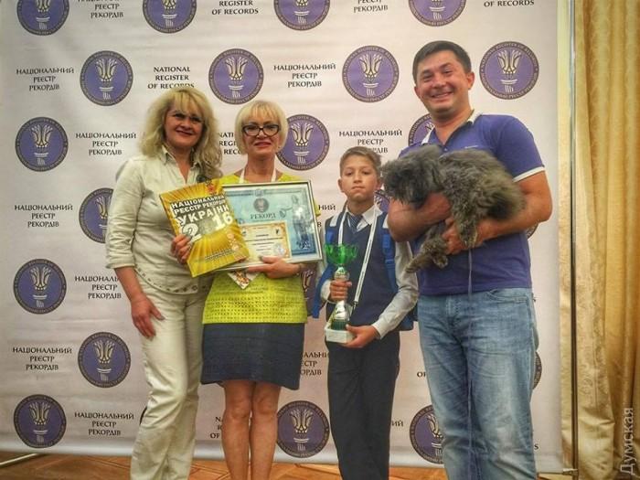 picturepicture_17312902150092_63119 В Одессе живет самый старый кот в Украине