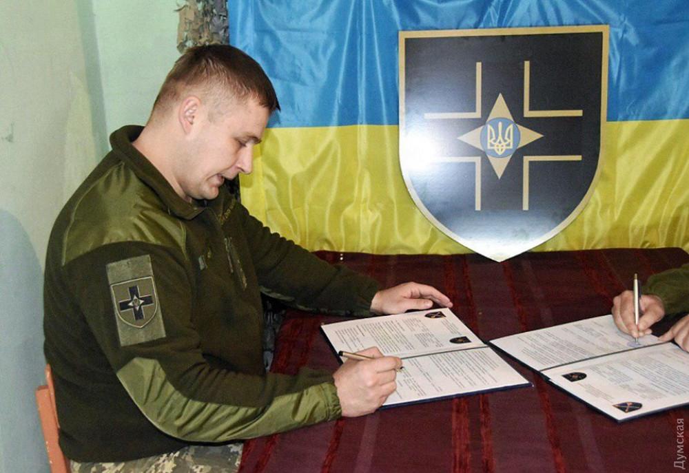 Подполковник Марченко