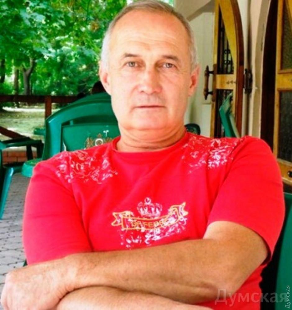 Жертва преступления - предприниматель Борис Иванов