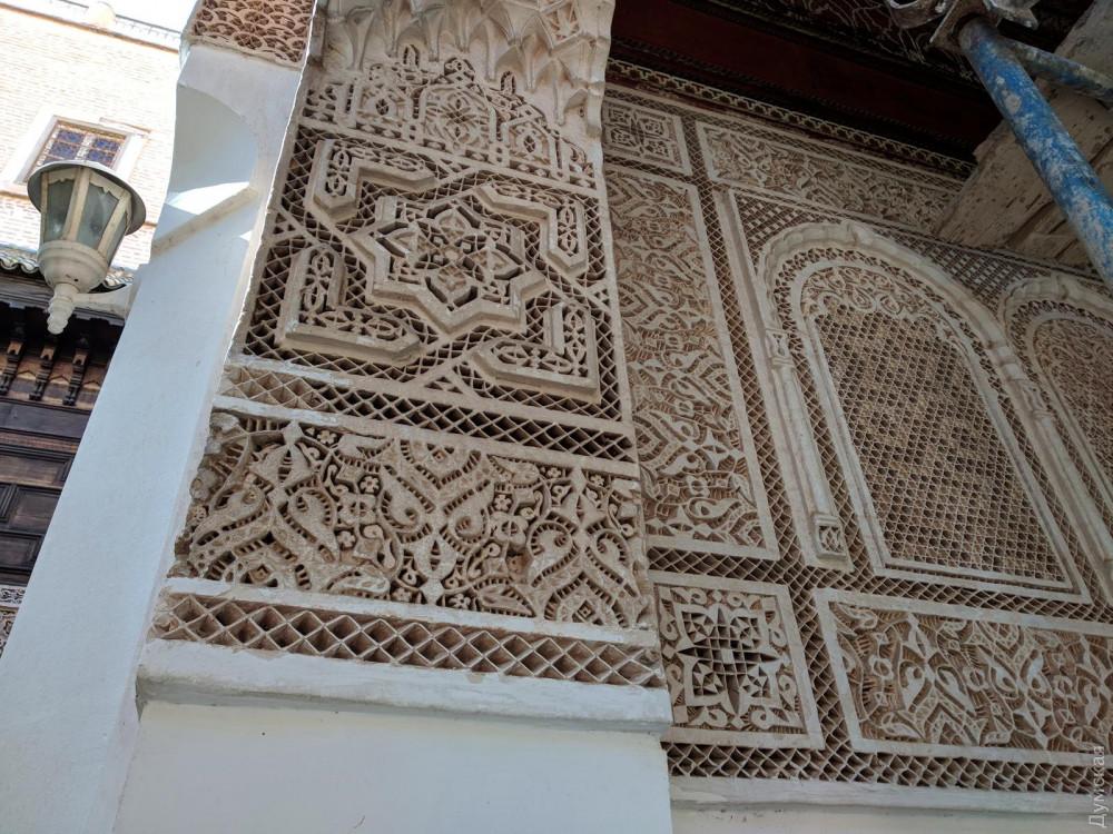 Бахия, дворец визиря. Скромное обаяние восточной роскоши