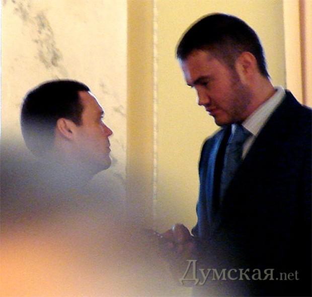 Одесские миллионеры Кауфман и Грановский обзавелись центральными СМИ   Новости Одессы