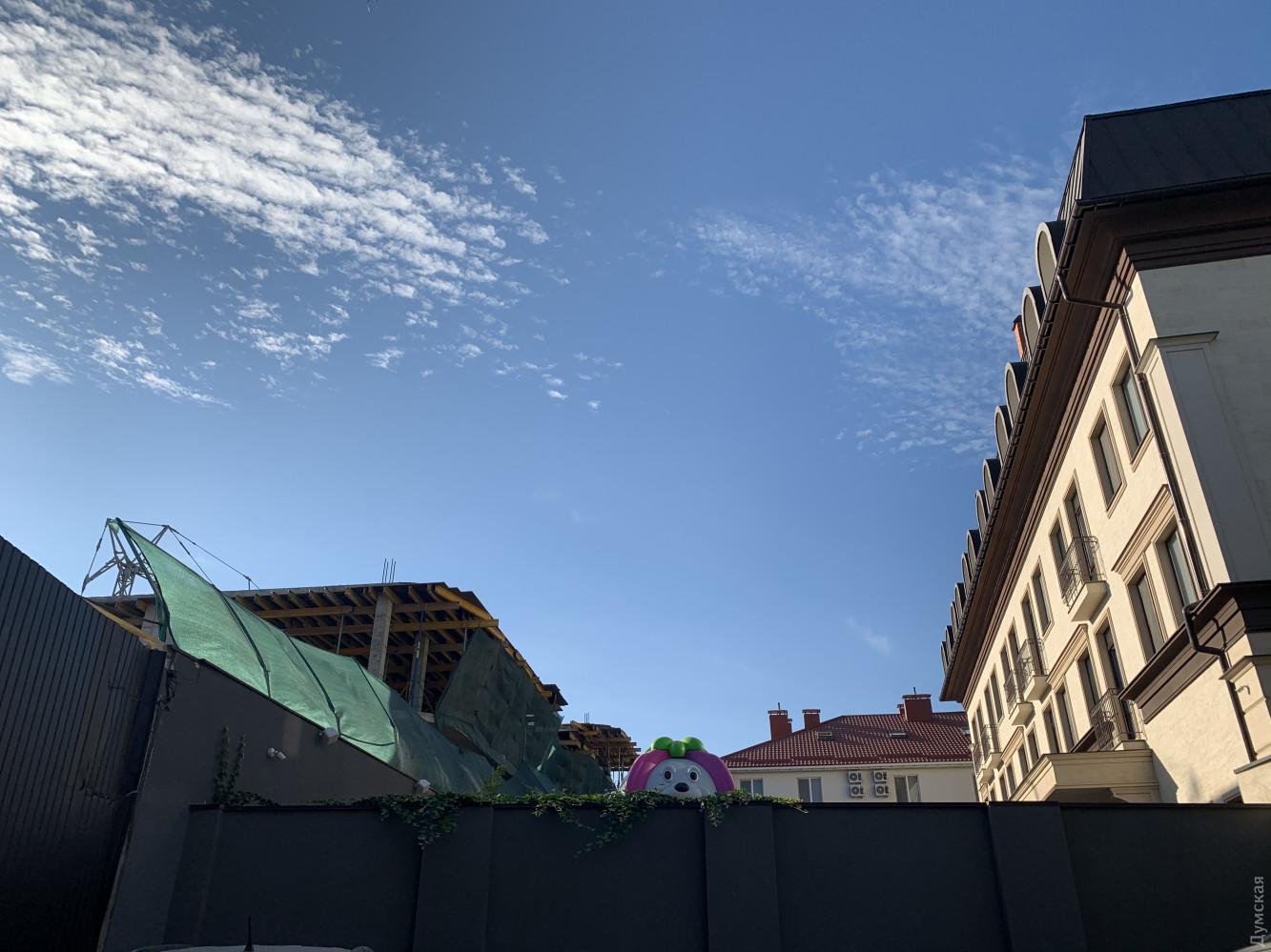 Скандальный застройщик получил разрешение на строительство особняка на Даче Ковалевского