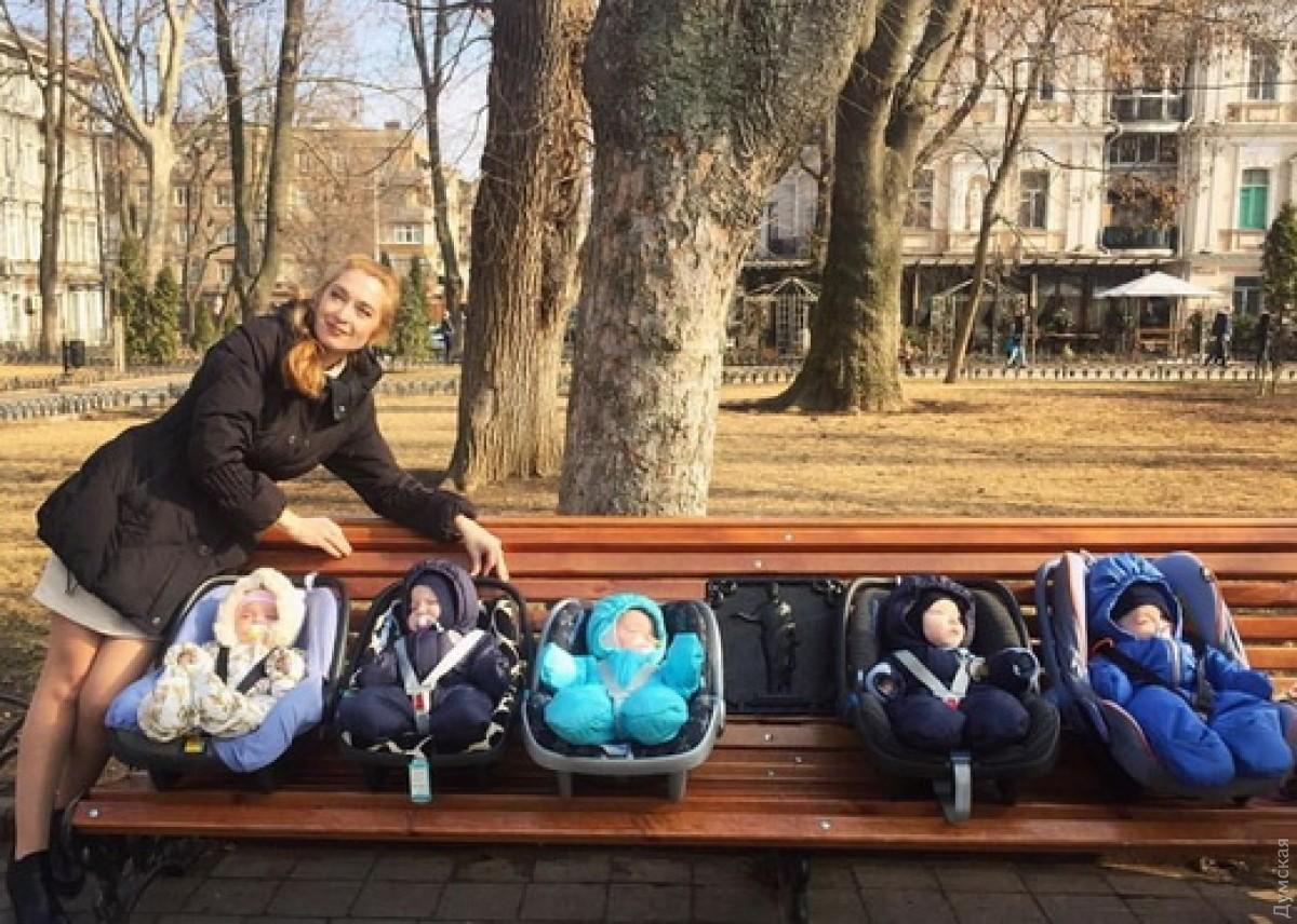 многих одесские пятерняшки фото прячется тучки, сентябрь
