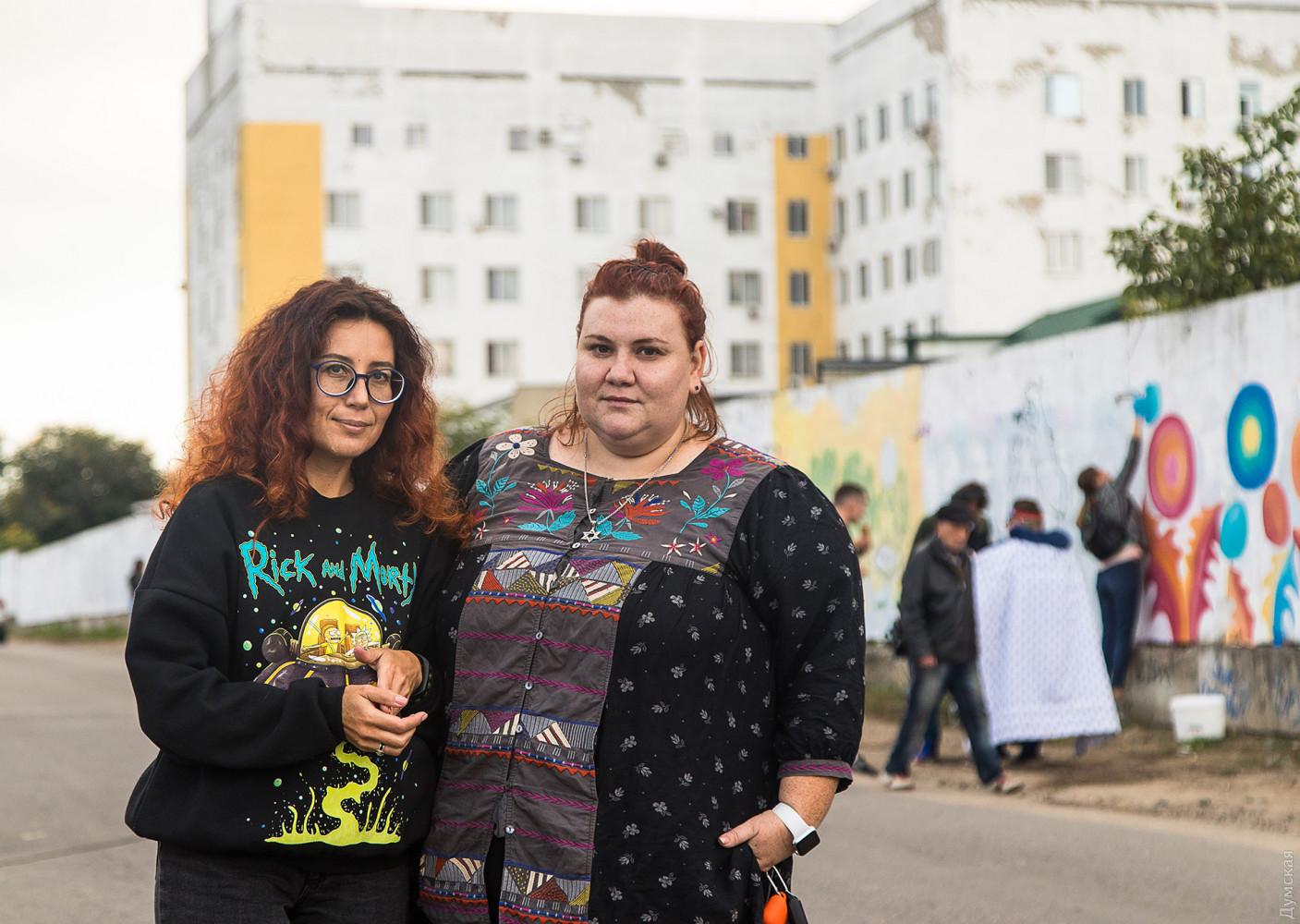 Екатерина Гжелецкая и Анна Ермакова