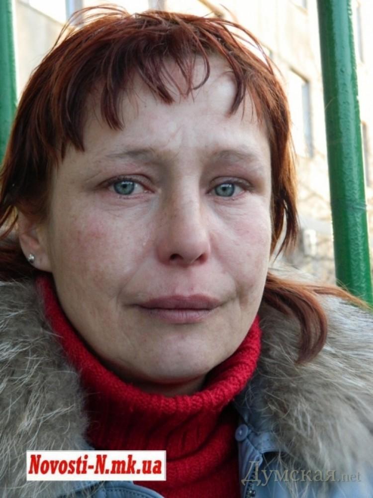 Татьяна Суровицкая - мать пострадавшей девушки
