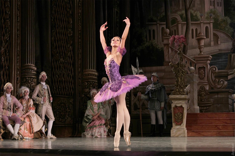 Картинка фея сирени из балета спящая красавица
