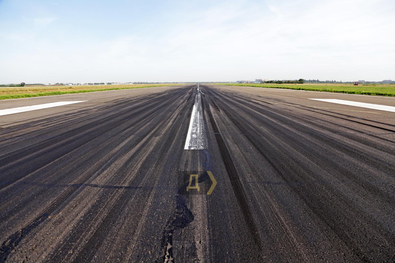 Старая ВПП одесского аэропорта выведена из эксплуатации