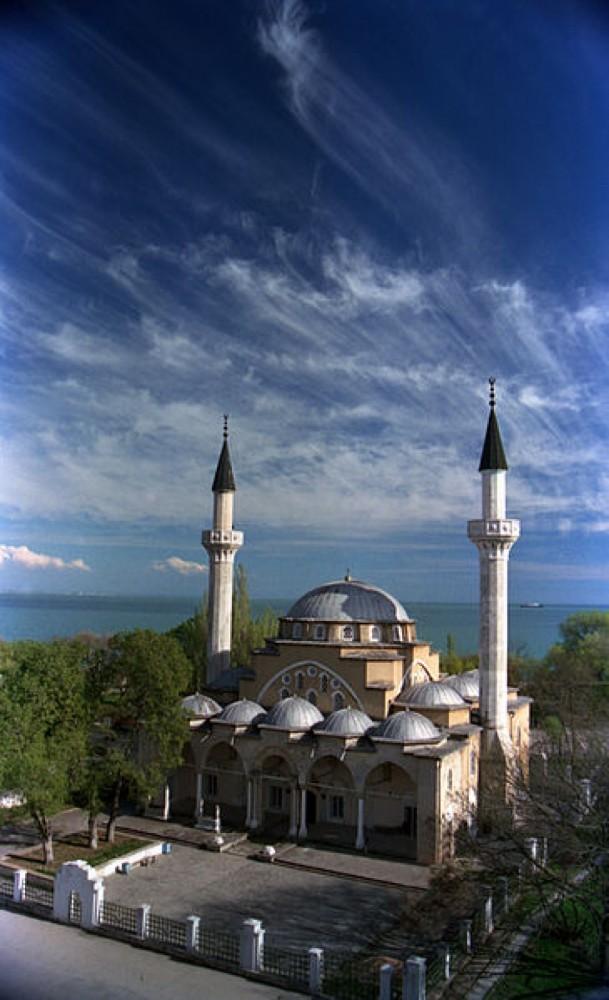 Картинки мечеть евпатория