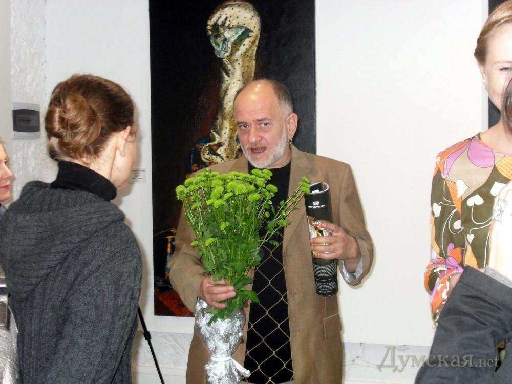 Самый дорогой художник Украины отпраздновал 50 лет в ... Тимошенко Карикатура