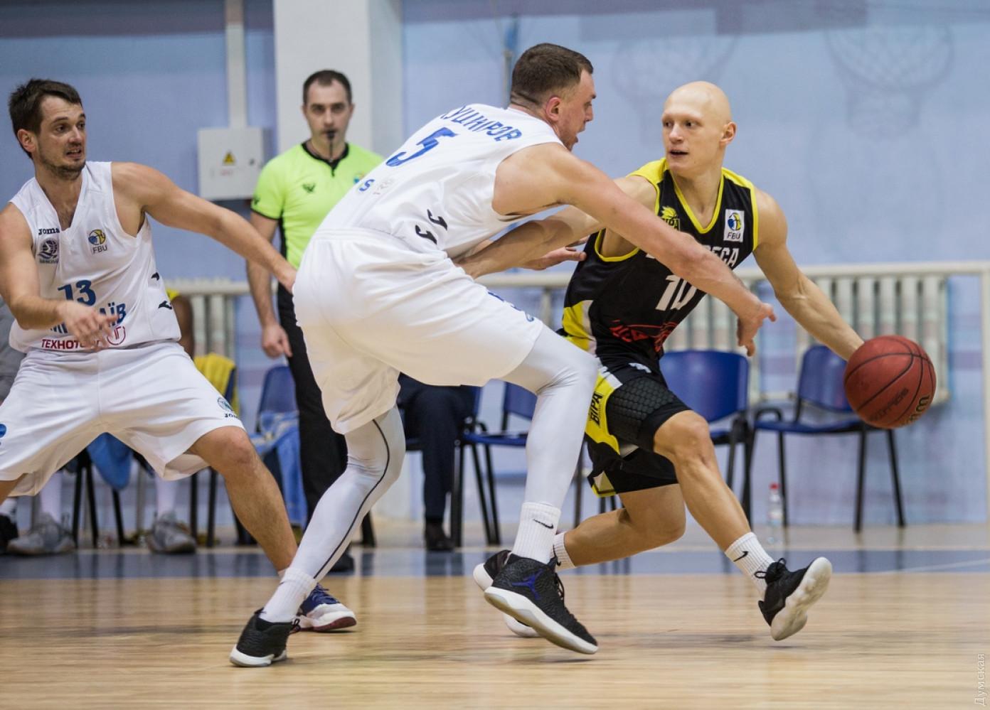 Артамонов станет игроком БК Одесса