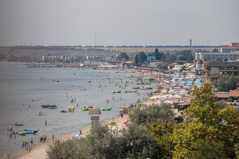 курорт Коблево