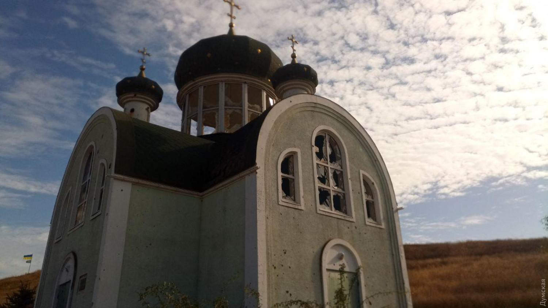 Храм в Широкине