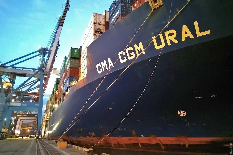 Коронавірусу на борту судна, який іде з Китаю в Одесу, бути не може, - МОЗ - Цензор.НЕТ 4345