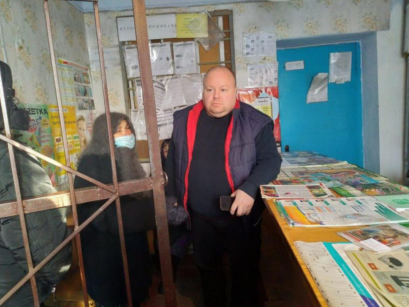 Вселе Одесской области реформа «Укрпочты» оставила людей безпенсий исоцвыплат