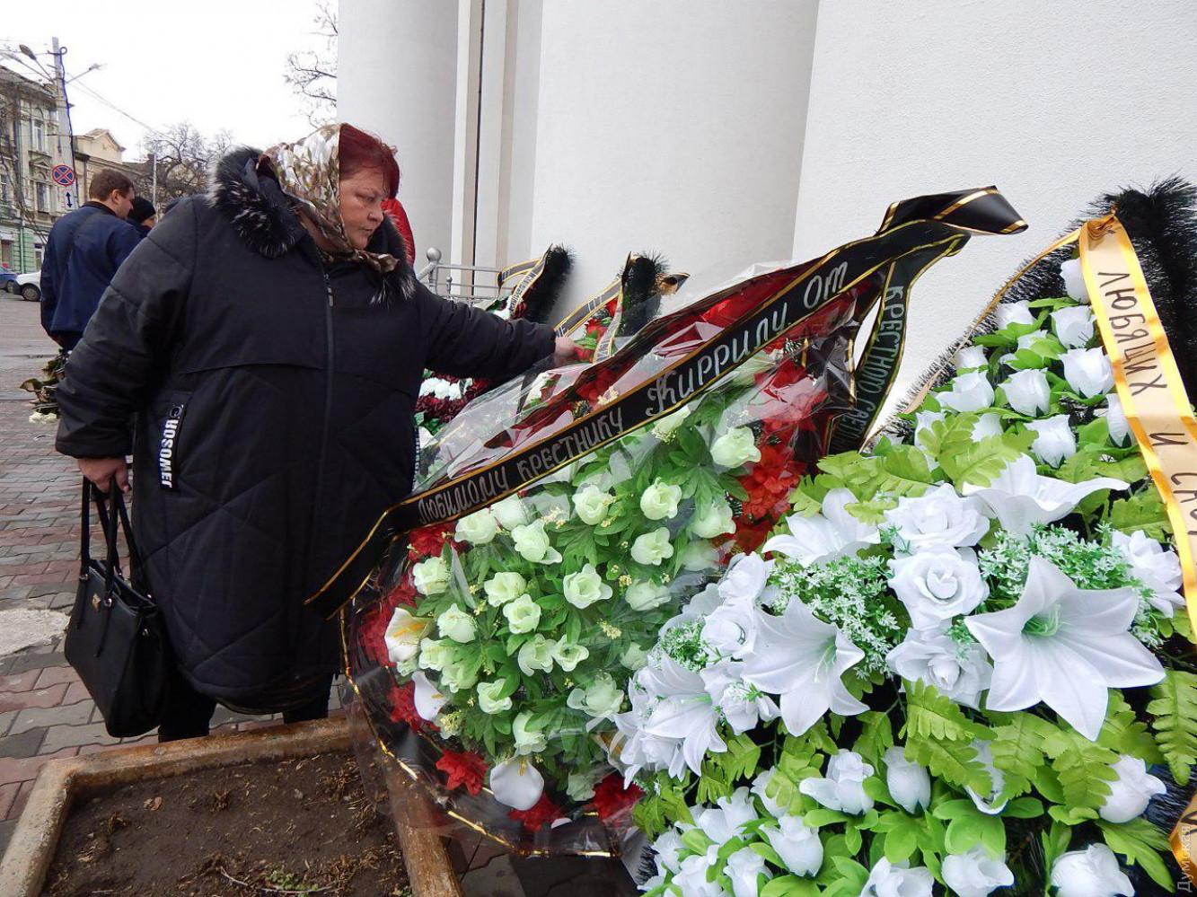 Кирилла хоронила вся Одесса: двух сыновей родители потеряли в 16 лет (Фото)