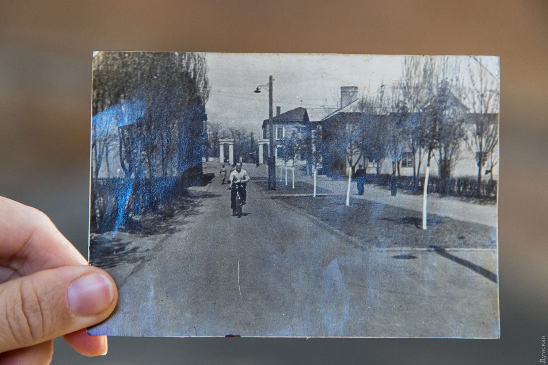 Так выглядел поселок в 1950-х
