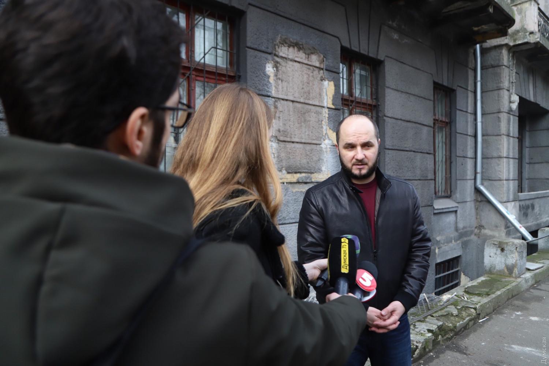 """Гиганов обвинил полицию в потакании """"националистам"""""""