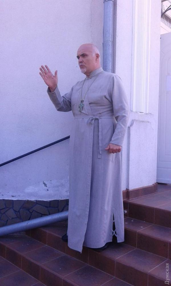 Отец Владислав Шиман